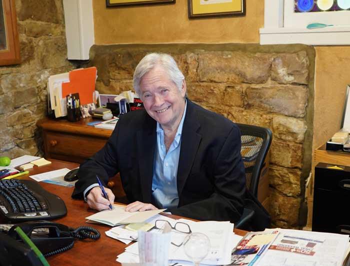 Attorney Michael Bahr