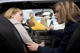 Did you realize that driver distraction and drivers' failure to obey traffic laws causes tens of thousands of intersection car accidents each year in the U.S.?