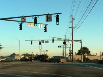 Driver errors, as well as the presence of red light cameras at intersections, commonly cause intersection car accidents.